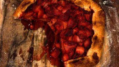 Photo of Crostata de Fresas