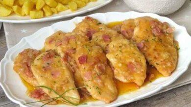 Photo of Cómo preparar pechugas de pollo con salsa de limón cremosa